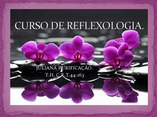 Curso Online de reflexologia
