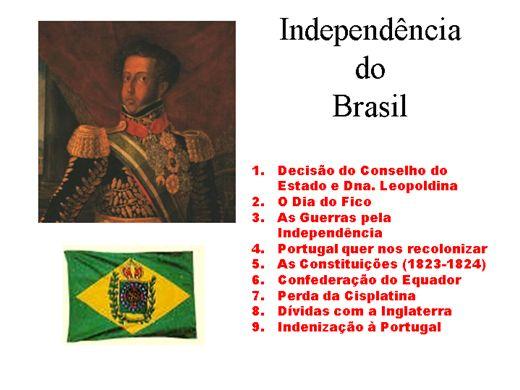 Curso Online de Independência do Brasil