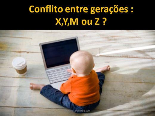 Curso Online de Conflito entre gerações