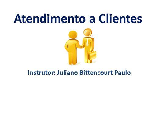Curso Online de Slidebook Atendimento a Clientes - 54 Slides
