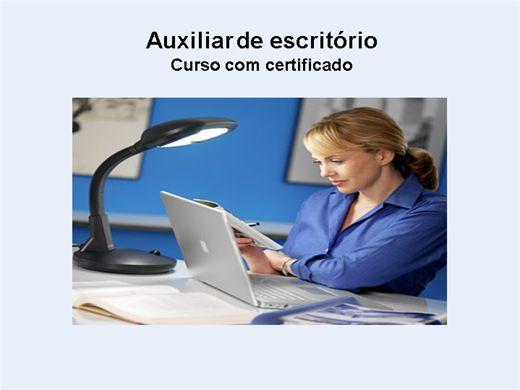 Curso Online de Auxiliar de escritorio