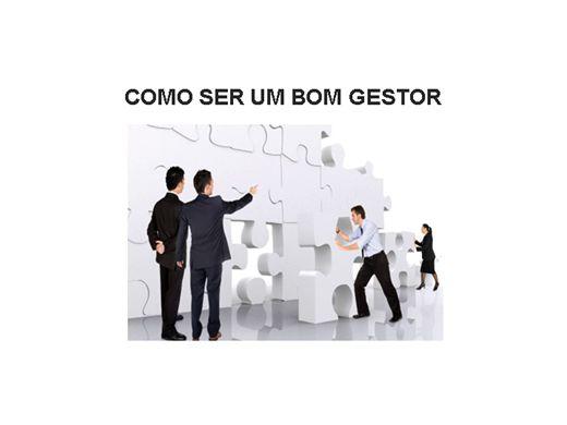 Curso Online de Como ser um bom gestor