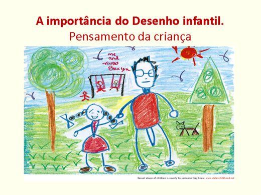 Curso Online de A importância do desenho infantil-Pensamento da criança