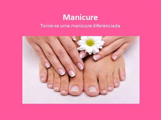 Curso Online de Manicure-Torne-se uma manicure diferenciada