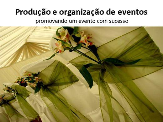 Curso Online de Produção e organização de eventos