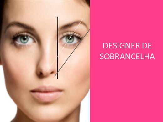 Curso Online de DESIGNER DE SOBRANCELHA