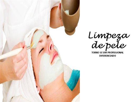 Curso Online de Limpeza de pele