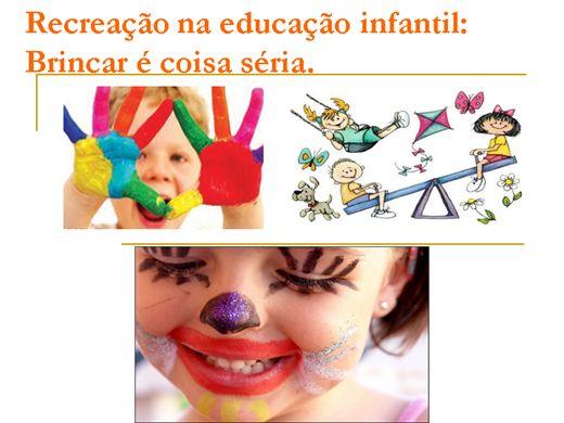 Curso Online de Jogos e brincadeiras-Educação infantil