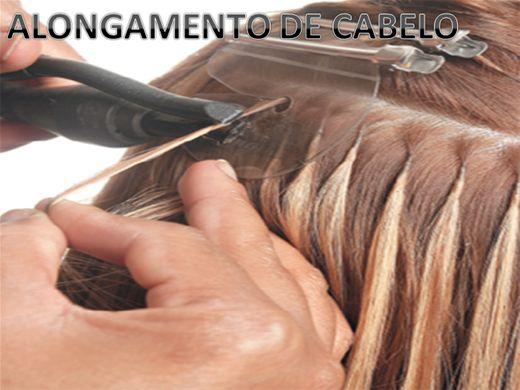 Curso Online de ALONGAMENTO DE CABELO