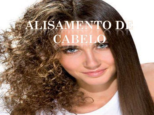 Curso Online de Alisamento de cabelo