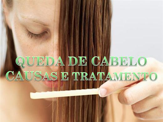 Curso Online de CURSO DE TRATAMENTO CAPILAR