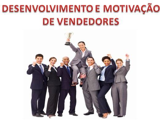 Curso Online de DESENVOLVIMENTO E MOTIVAÇÃO DE VENDEDORES