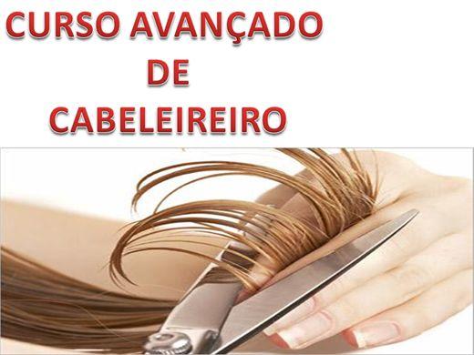 Curso Online de CURSO AVANÇADO DE CABELEIREIRO