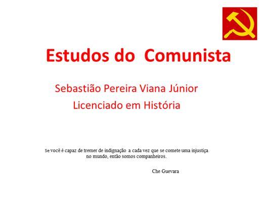 Curso Online de Estudos do Comunismo