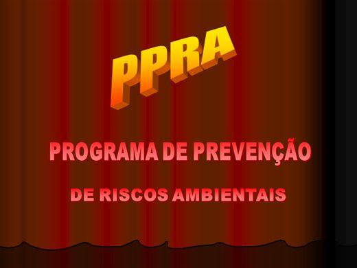 Curso Online de PPRA