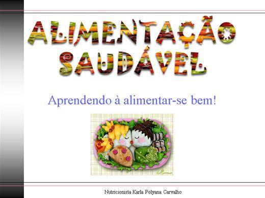 Curso Online de Alimentação Saudavel