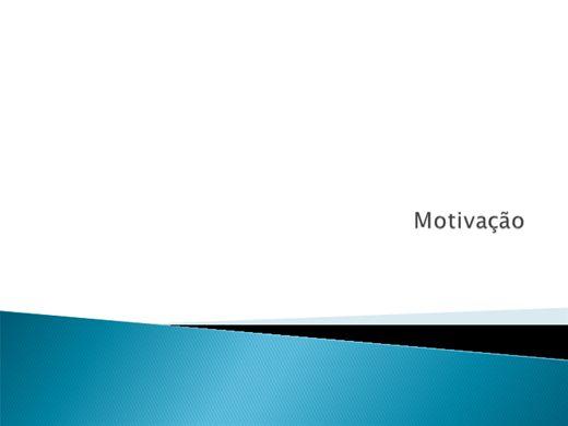 Curso Online de Motivação