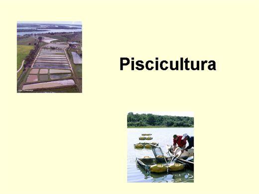 Curso Online de Piscicultura