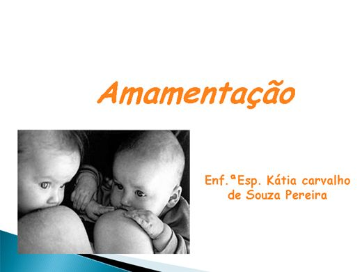 Curso Online de AMAMENTAÇÃO