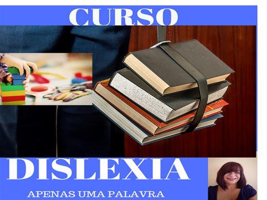 Curso Online de Dislexia - Apenas uma palavra.
