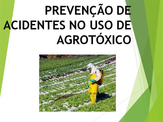 Curso Online de TREINAMENTO DE AGROTÓXICO