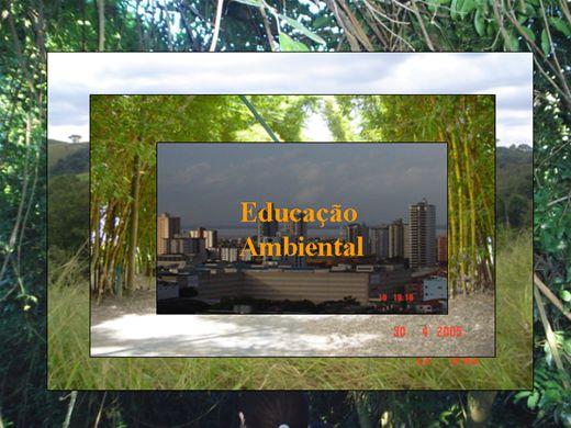 Curso Online de educação ambiental e meio ambiente