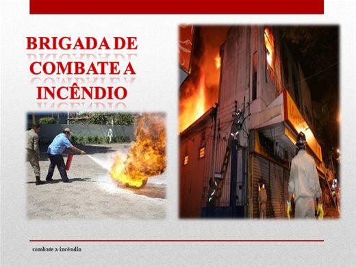 Curso Online de COMBATE A INCENDIO