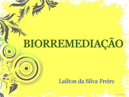 Curso Online de Biorremediaçao