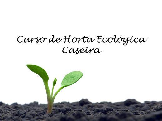 Curso Online de Horta Ecológica Caseira