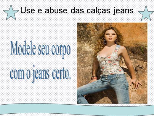 Curso Online de MODELE SEU CORPO COM O JEANS CERTO