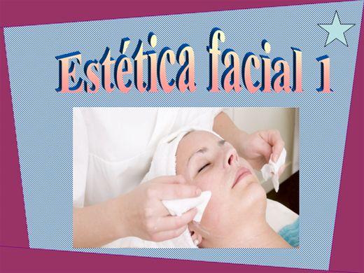 Curso Online de Estética facial 1