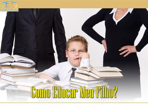 Curso Online de COMO EDUCAR MEU FILHO