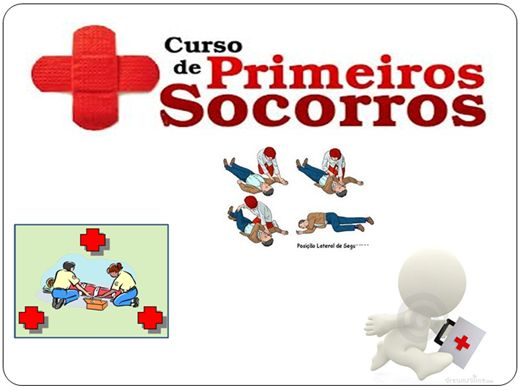 Curso Online de CURSO  COMPLETO DE PRIMEIROS SOCORROS