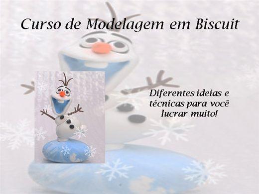 Curso Online de Modelagem em Biscuit