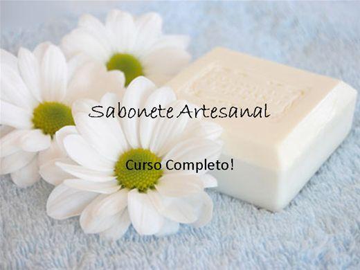 Curso Online de Sabonete Artesanal