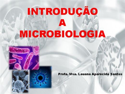 Curso Online de Introdução a Microbiologia