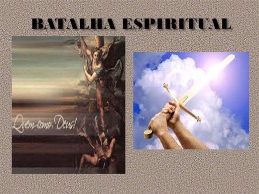 Curso Online de  teologia sistemática básico: 8ª matéria: batalha espiritual.