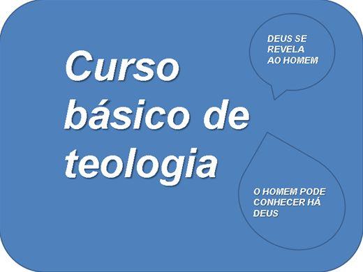 Curso Online de Curso básico de teologia - modulo - 1