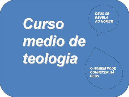 Curso Online de Curso médio de teologia modulo 01