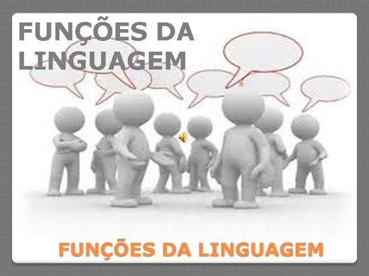 Curso Online de FUNÇÕES DA LINGUAGEM