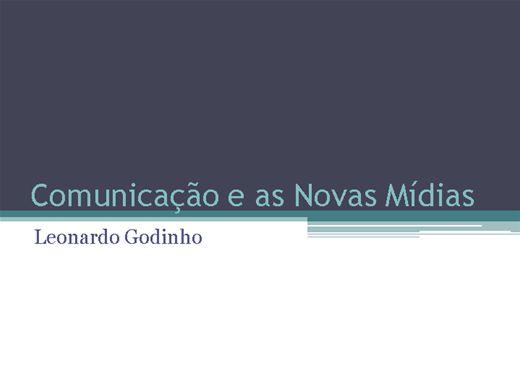 Curso Online de Comunicação e Novas Mídias