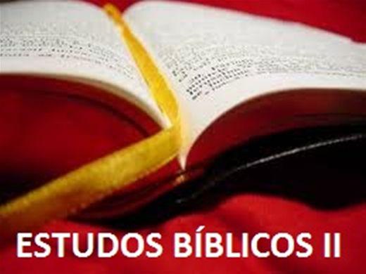 Curso Online de ESTUDO BÍBLICO II