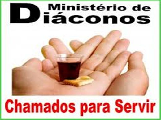Curso Online de MINISTÉRIO DE DIÁCONO