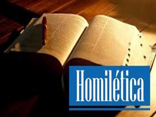 Curso Online de HOMILÉTICA