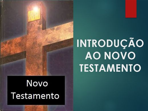 Curso Online de Introdução ao Novo Testamento