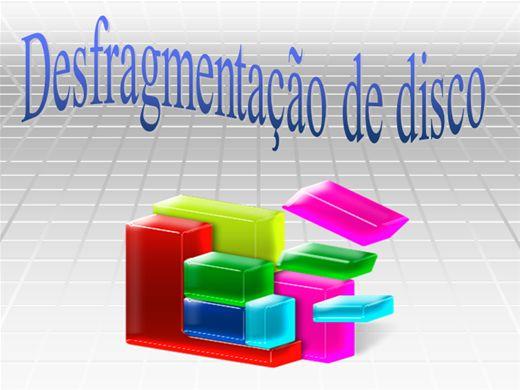 Curso Online de Desfragmentação de disco