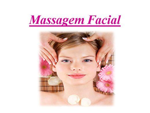 Curso Online de Manobras de massagem facial