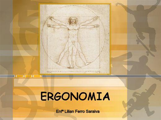 Curso Online de Ergonomia