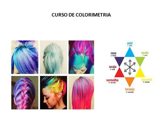 Curso Online de Curso de Colorimetria