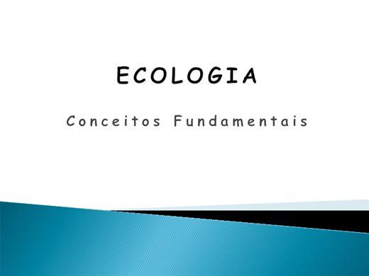 Cursos ecologia